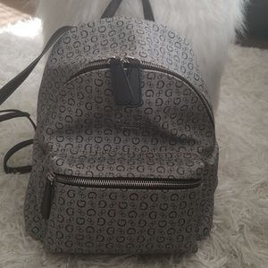 Guess logo backpack